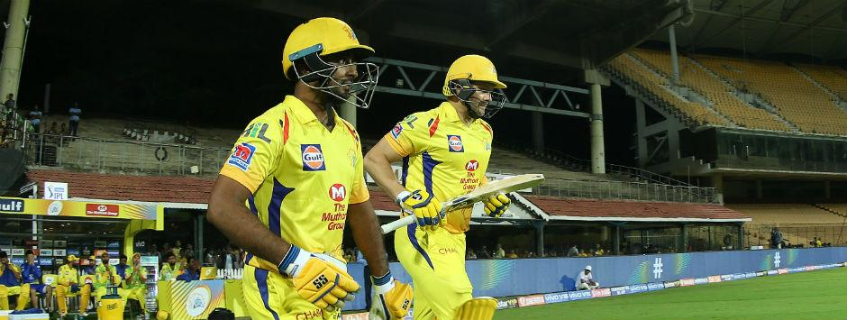 IPL 2019 LIVE score, CSK vs RCB at Chennai: Chahal castles Watson early