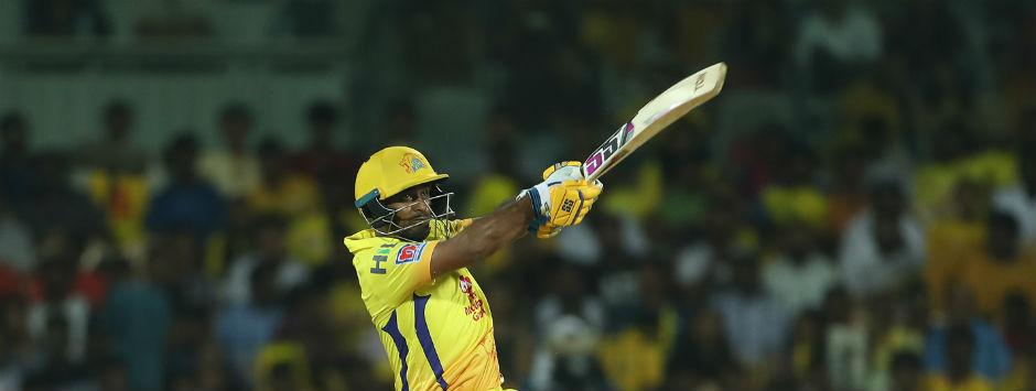IPL 2019 LIVE score, CSK vs RCB at Chennai: Rayudu, Raina bat cautiously after early wicket