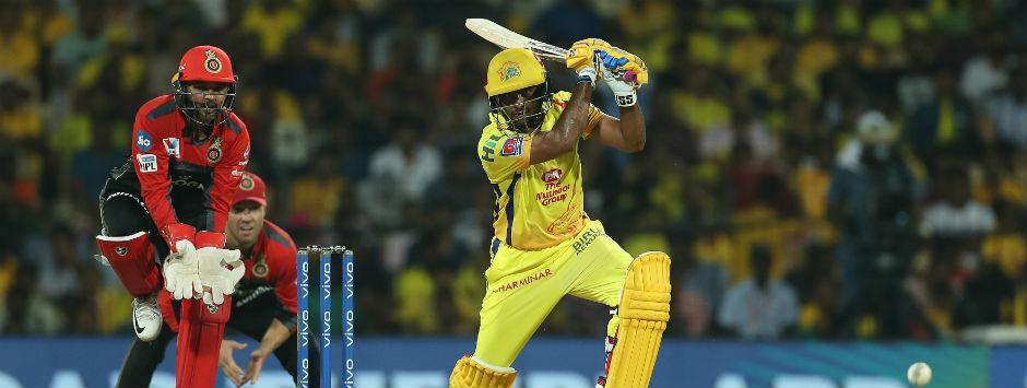 IPL 2019 LIVE score, CSK vs RCB at Chennai: Rayudu, Raina forge steady partnership