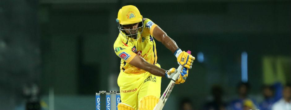 IPL 2019 LIVE score, CSK vs RCB at Chennai: Rayudu anchors chase for Chennai