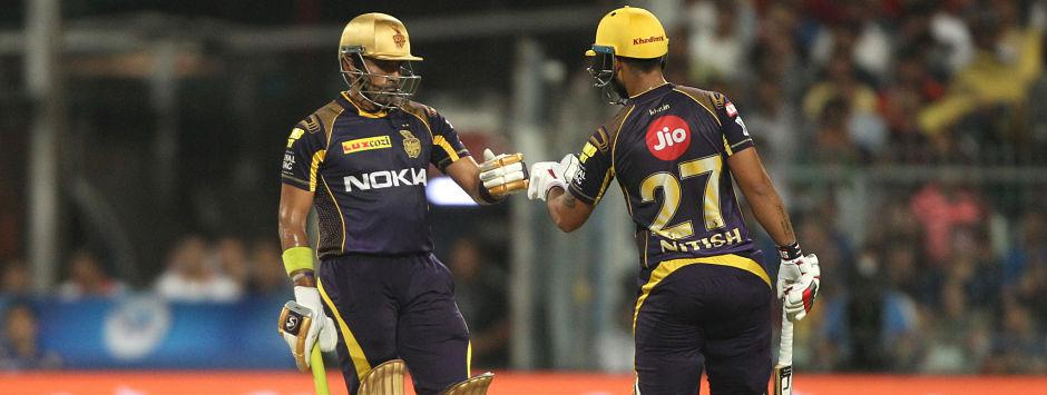 IPL 2019 LIVE score, KKR vs SRH Match at Kolkata: Rana, Uthappa bring up fifty-run partnership