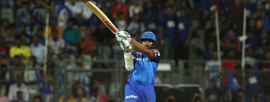 IPL 2019 LIVE score, MI vs DC Match at Mumbai: Dhawan, Ingram bring up fifty-run partnership