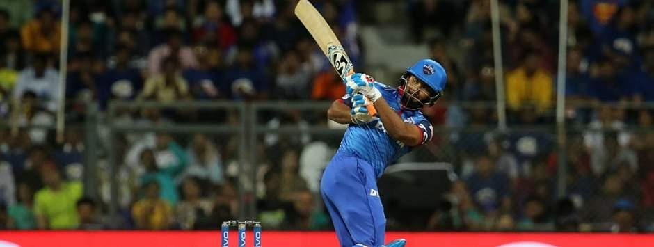 IPL 2019 LIVE score, MI vs DC Match at Mumbai: Paul departs as Capitals look to score quickly