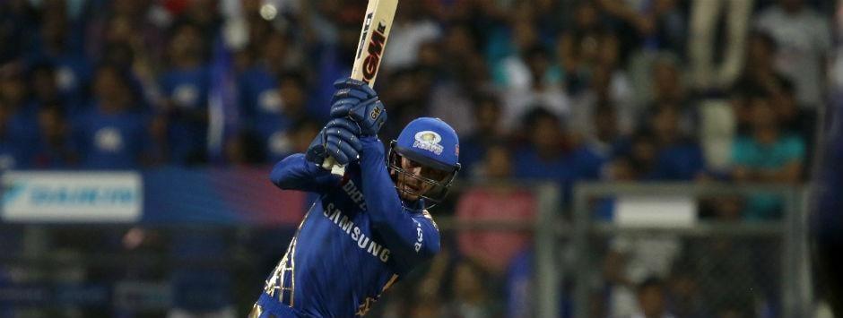 IPL 2019 LIVE score, MI vs DC Match at Mumbai: De Kock departs for 27, Mumbai in trouble