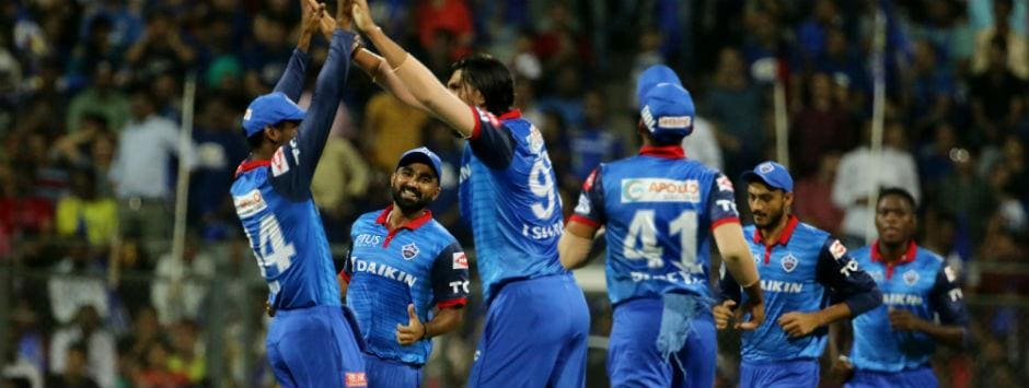 IPL 2019 LIVE score, MI vs DC Match at Mumbai: Yuvraj, Pollard help Mumbai fight back