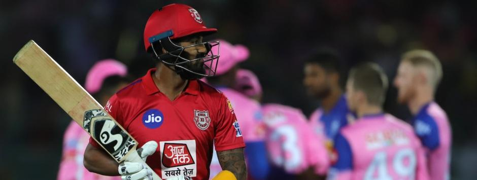 IPL 2019 LIVE score, RR vs KXIP Match at Jaipur: Gayle, Agarwal aim to rebuild after Rahul's early loss