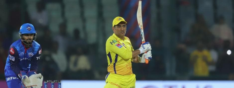 IPL 2019 LIVE Score, DC vs CSK Match at Delhi: Super Kings win by six wickets and two balls to spare