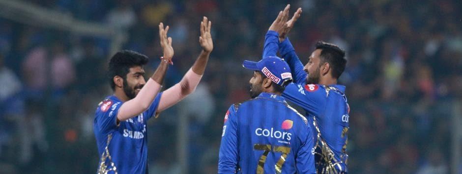 IPL 2019 LIVE SCORE, DC vs MI Match at Feroz Shah Kotla: Mumbai Indians climb to second spot with 40-run win