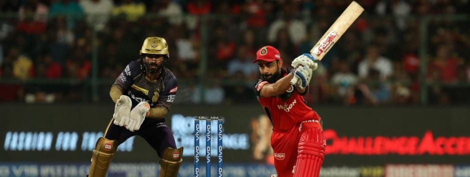 IPL 2019 LIVE SCORE, KKR vs RCB Match at Eden Gardens: Virat Kohli, Parthiv Patel begin cautiously