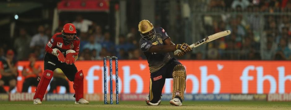 IPL 2019 LIVE SCORE, KKR vs RCB Match at Eden Gardens: Russell, Rana revive late hope with big hits