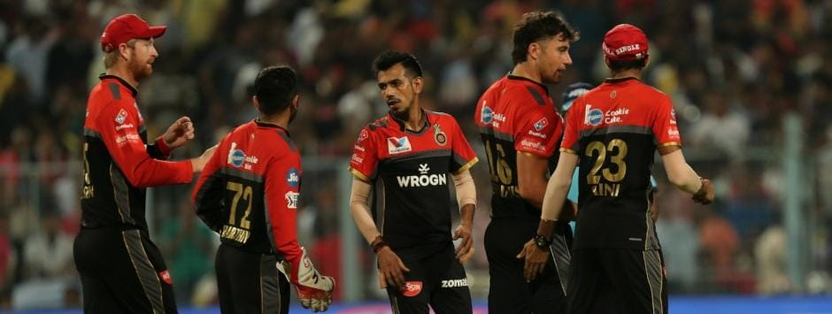 IPL 2019 LIVE SCORE, KKR vs RCB Match at Eden Gardens: Royal Challengers Bangalore win by 10 runs