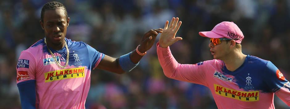 IPL 2019 LIVE SCORE, RR vs MI Match at Sawai Mansingh Stadium: Rajasthan restrict Mumbai to 161/5