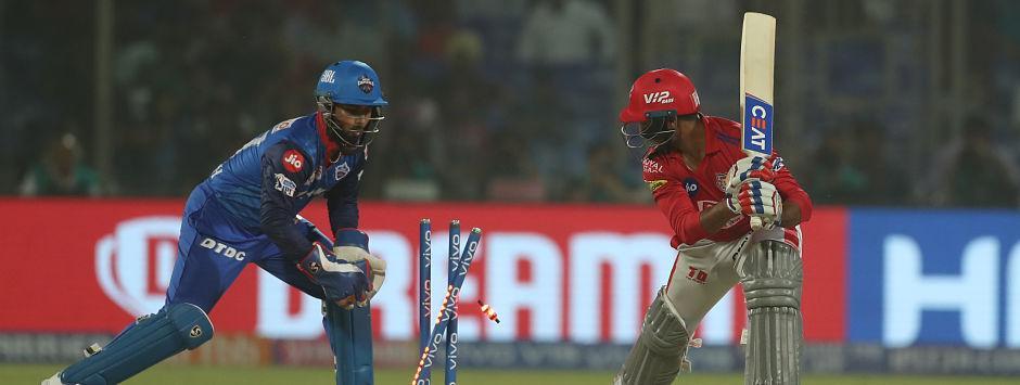 IPL 2019 LIVE SCORE, DC vs KXIP Match at Feroz Shah Kotla: Gayle begins attack after Rahul's fall