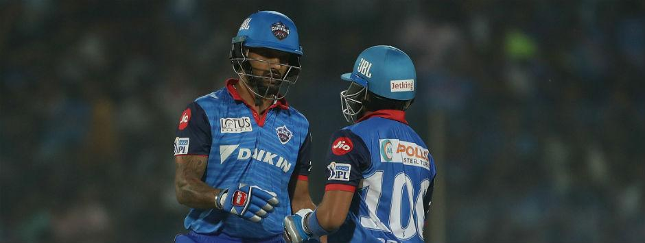 IPL 2019 LIVE SCORE, DC vs KXIP Match at Feroz Shah Kotla: Prithvi Shaw run out for 13