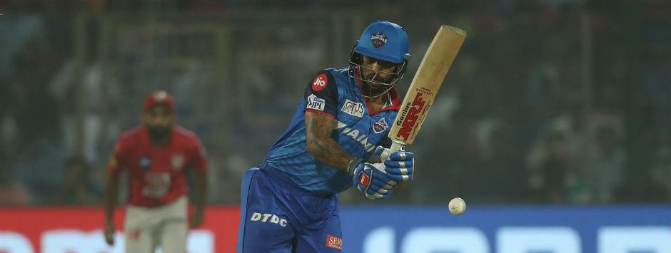 IPL 2019 LIVE SCORE, DC vs KXIP Match at Feroz Shah Kotla: Dhawan, Iyer forge 50-stand in quick time