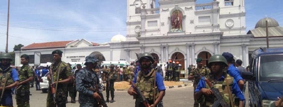 Sri Lanka blasts LIVE updates: Toll rises to 52 after six explosions occur across country; President Maithripala Sirisena appeals for calm