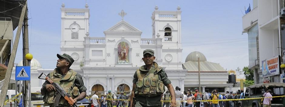 Sri Lanka bomb blasts LIVE updates: Eighth blast occurs in Colombo's Orugodawatta, no casualties reported yet