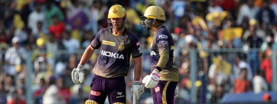 IPL 2019, LIVE SCORE, SRH vs KKR Match at Hyderabad: Narine, Lynn start proceedings for Knight Riders