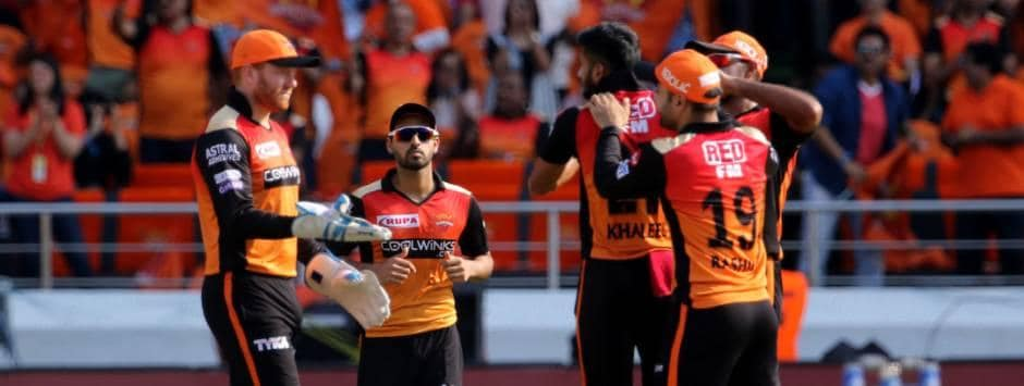 IPL 2019, LIVE SCORE, SRH vs KKR Match at Hyderabad: Narine, Gill fall early after flying start for Knight Riders