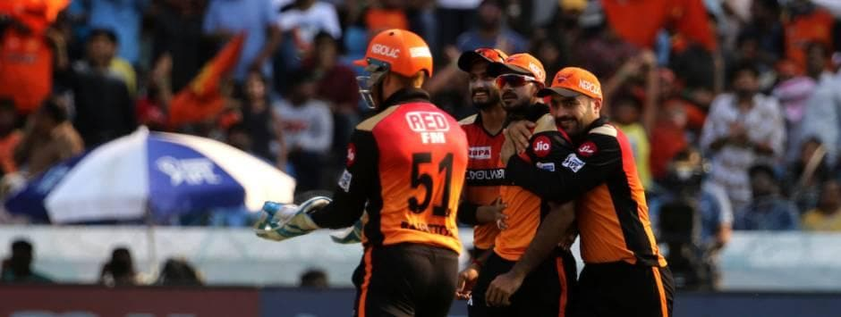 IPL 2019, LIVE SCORE, SRH vs KKR Match at Hyderabad: Sunrisers on top after four quick wickets