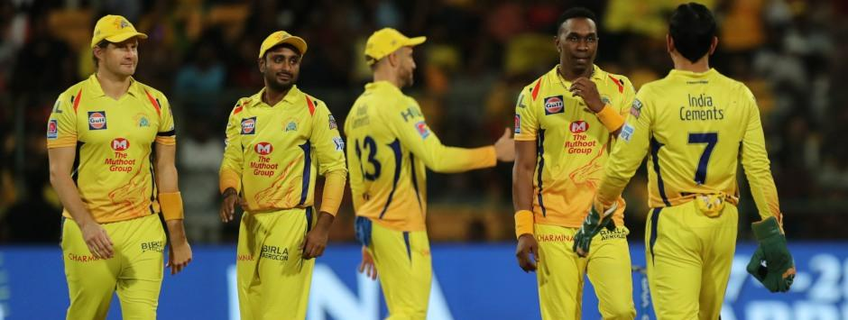 IPL 2019, LIVE SCORE, RCB vs CSK Match at M Chinnaswamy Stadium: Stoinis departs as hosts lose half side