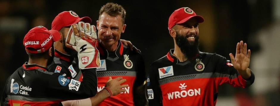 IPL 2019, LIVE SCORE, RCB vs CSK Match at M Chinnaswamy Stadium: Steyn removes Watson, Raina early in 162 chase