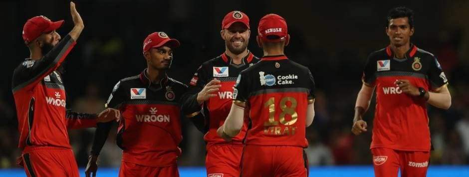 IPL 2019, LIVE SCORE, RCB vs CSK Match at M Chinnaswamy Stadium: Steyn, Umesh peg CSK back with early wickets