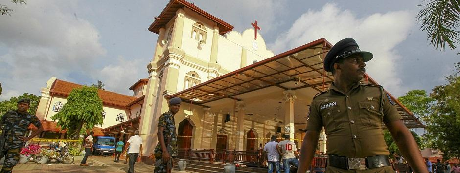 Sri Lanka blasts LIVE updates: Don't give extremists a voice, say govt officials after refusing to disclose details of 13 arrested suspects