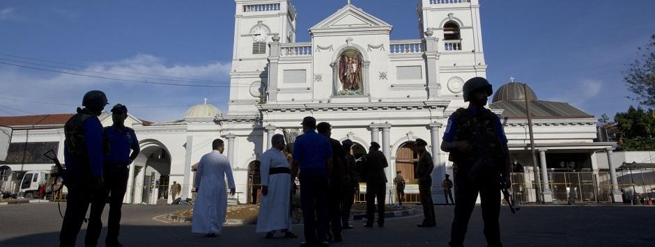 Sri Lanka blasts LIVE updates: Christians on the frontline of religious divide after Easter Sunday attacks on churches, hotels