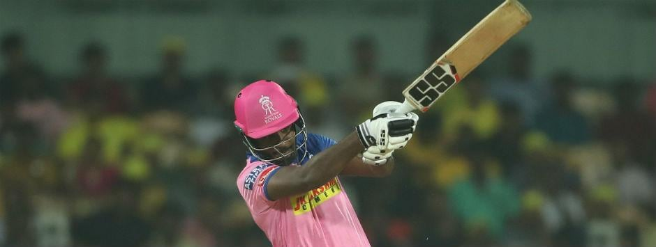 IPL 2019 LIVE SCORE, RR vs DC Match at Sawai Mansingh Stadium: Samson run out for a diamond duck
