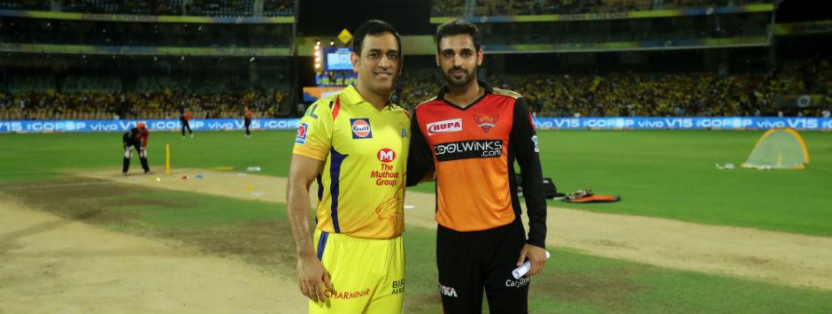 IPL 2019 LIVE SCORE, CSK vs SRH Match at MA Chidambaram Stadium: Warner, Bairstow begin Sunrisers' innings