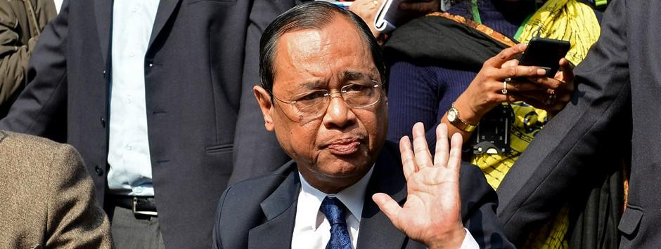 CJI judging sexual harassment allegations against himself: Ranjan Gogoi's move an eerie echo of Dipak Misra's actions