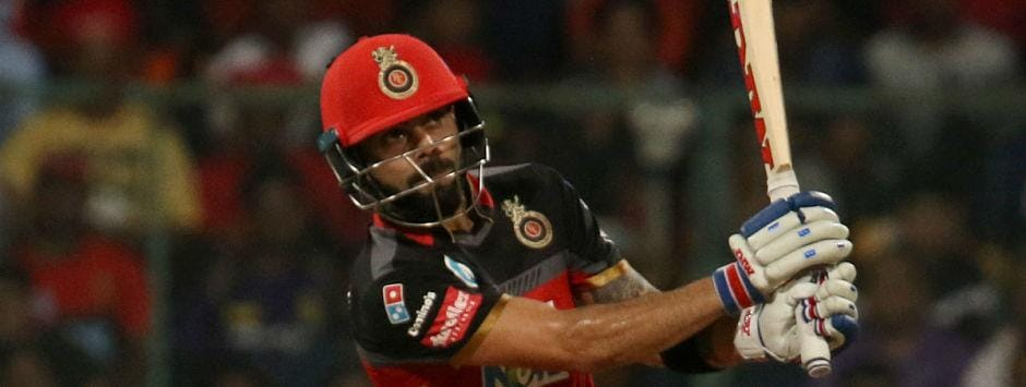 IPL 2019 LIVE SCORE, RCB vs KXIP Match at M Chinnaswamy Stadium: Kohli, Parthiv take Bangalore off to good start