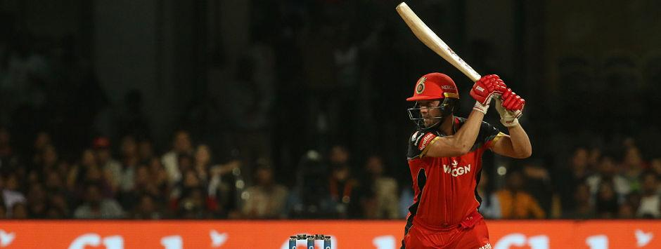 IPL 2019 LIVE SCORE, RCB vs KXIP Match at M Chinnaswamy Stadium: De Villiers-Stoinis pair take Bangalore to 202/4