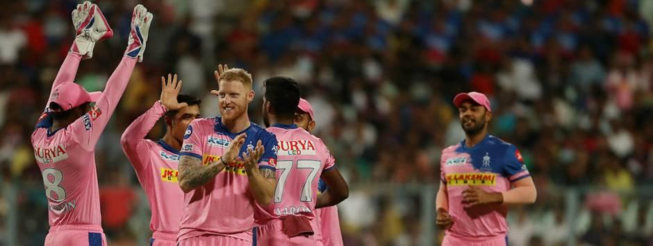 IPL 2019 LIVE SCORE, KKR vs RR Match at Eden Gardens: Lynn falls for a duck in first over