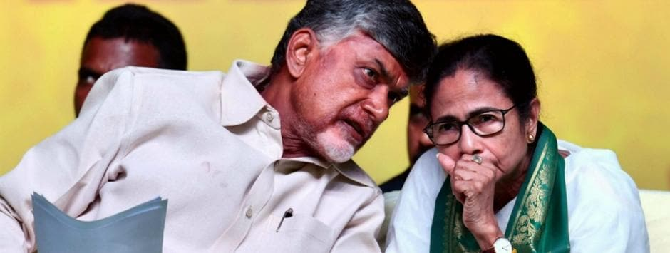 Exit Poll Results 2019; Lok Sabha Election LIVE Updates: Chandrababu Naidu to meet Mamata Banerjee in Kolkata today after pollsters predict NDA sweep