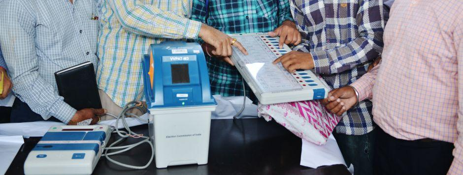 Opposition tirade against EC undermines 11-layer 'technical security', 12-tier procedural safeguards, VVPAT, judgments upholding EVMs