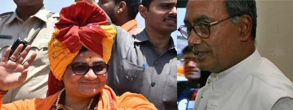 Election Results 2019 LIVE Updates: NDA leads in 200 seats, UPA in 73, according to early trends; Digvijaya Singh falls behind Sadhvi Pragya in Bhopal