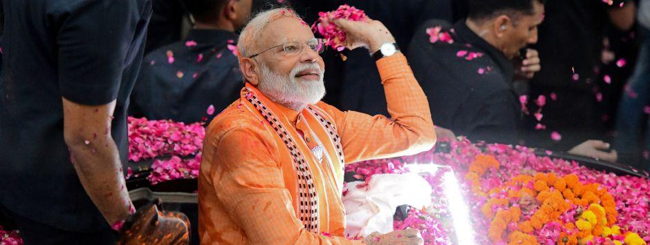 India Lok Sabha Election Results 2019 LIVE Updates: Narendra Modi-led NDA set to cross 300-mark, early trends show BJP leading in 288 seats