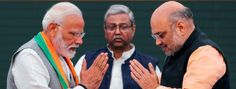 India Lok Sabha Election Results 2019 LIVE Updates: 'Once again Modi government, Thank You India', tweets Amit Shah as BJP secures historic lead