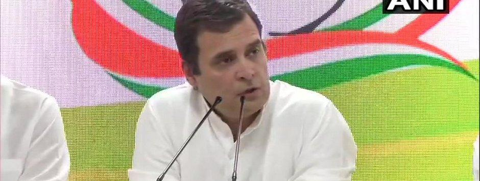 India Lok Sabha Election Results 2019 LIVE Updates: Rahul Gandhi concedes defeat in Amethi, congratulates Smriti Irani