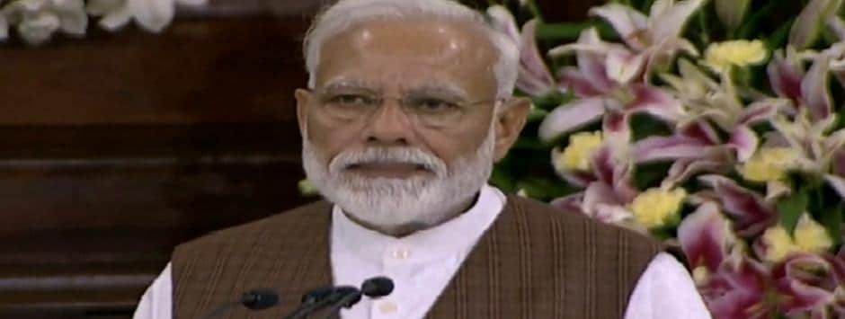 Lok Sabha election results 2019 LIVE updates: Narendra Modi begins speech at NDA parliamentary board meeting