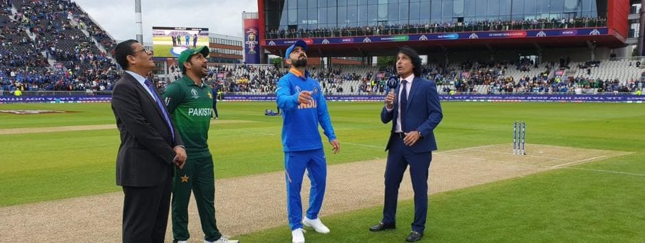 India vs Pakistan LIVE SCORE, ICC World Cup 2019 Match at Manchester: KL Rahul, Rohit Sharma begin for India