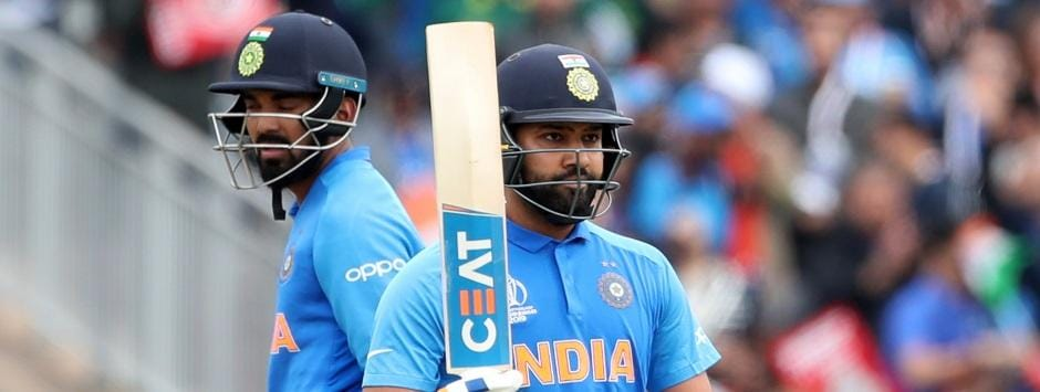 India vs Pakistan LIVE SCORE, ICC World Cup 2019 Match at Manchester: Rohit, Rahul hoist 100-run opening stand
