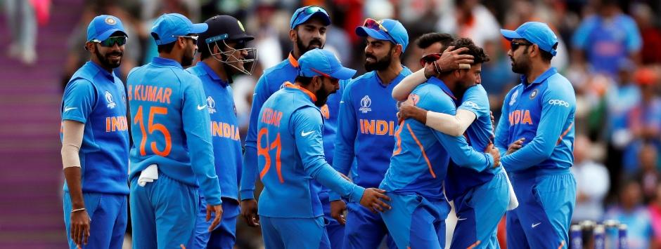 India vs Pakistan LIVE Match SCORE, ICC Cricket World Cup 2019 at Manchester: Kuldeep removes Babar, Fakhar in quick succession