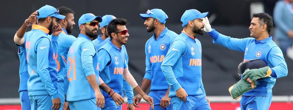 India vs Pakistan LIVE Match SCORE, ICC Cricket World Cup 2019 at Manchester: India win by 89 runs (DLS)