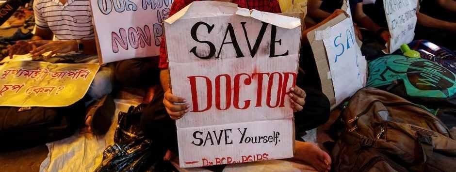West Bengal doctors' strike LIVE updates: Protesting junior doctors likely to boycott meeting with Mamata unless govt agrees to media presence