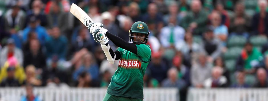 West Indies vs Bangladesh LIVE SCORE, ICC Cricket World Cup 2019 Match: Shakib Al Hasan scores clinical century