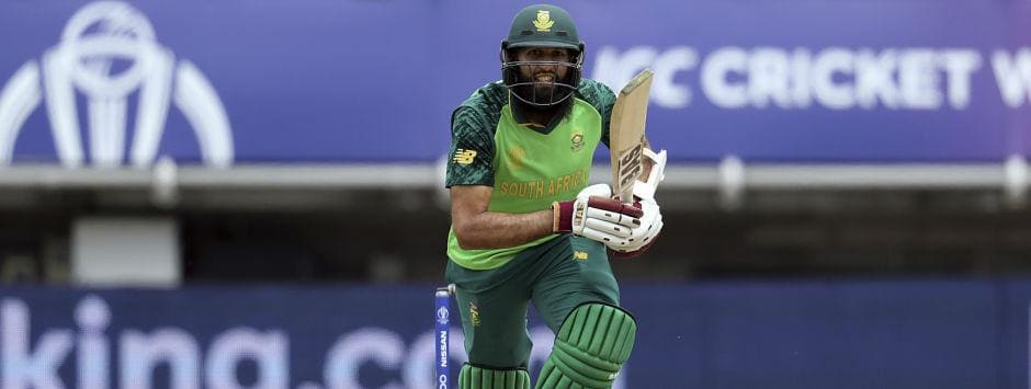 New Zealand vs South Africa LIVE SCORE, ICC Cricket World Cup 2019 Match: Amla, Markram rebuild for Proteas