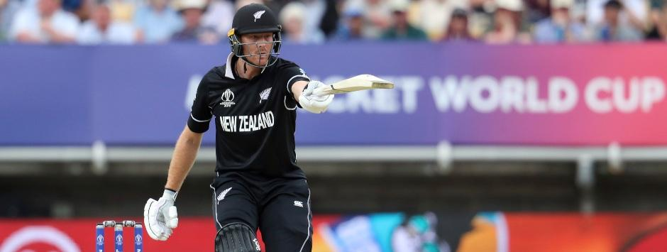 New Zealand vs South Africa LIVE SCORE, ICC Cricket World Cup 2019 Match: Guptill out hit wicket on 35